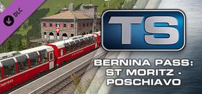 Train Simulator: Bernina Pass: St Moritz – Poschiavo Route Add-On