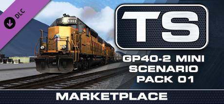TS Marketplace: GP40-2 Mini Scenario Pack 01 Add-On