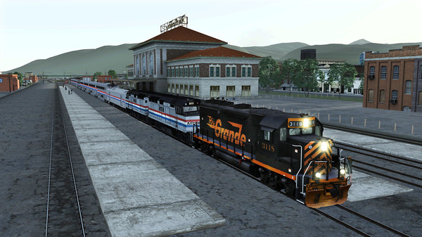 скриншот TS Marketplace: GP40-2 Mini Scenario Pack 01 Add-On 5