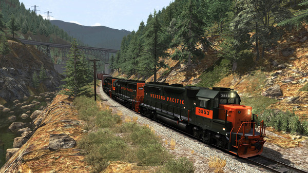скриншот TS Marketplace: GP40-2 Mini Scenario Pack 01 Add-On 3