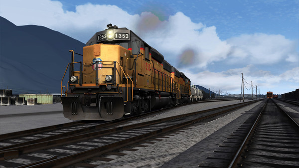 скриншот TS Marketplace: GP40-2 Mini Scenario Pack 01 Add-On 2