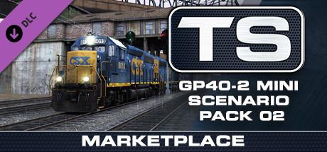 TS Marketplace: GP40-2 Mini Scenario Pack 02 Add-On