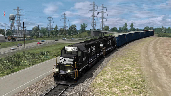 скриншот TS Marketplace: GP40-2 Mini Scenario Pack 02 Add-On 1