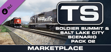 TS Marketplace: Soldier Summit & Salt Lake City Scenario Pack 02 Add-On