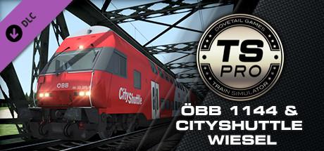 Train Simulator: ÖBB 1144 & CityShuttle Wiesel Loco Add-On
