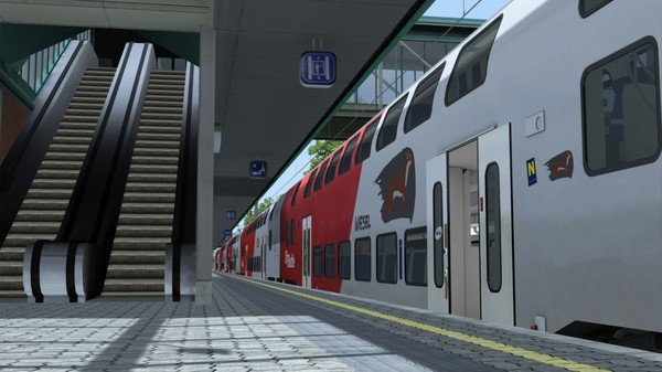 скриншот Train Simulator: ÖBB 1144 & CityShuttle Wiesel Loco Add-On 2