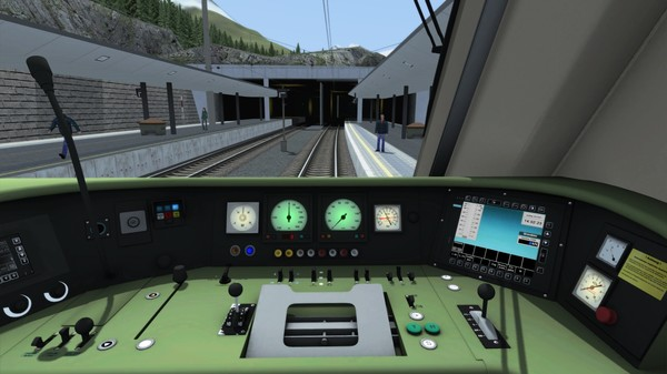 скриншот Train Simulator: ÖBB 1144 & CityShuttle Wiesel Loco Add-On 3
