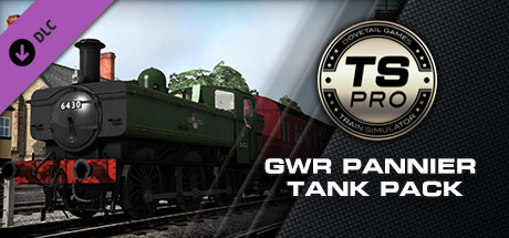 Train Simulator: GWR Pannier Tank Pack Add-On
