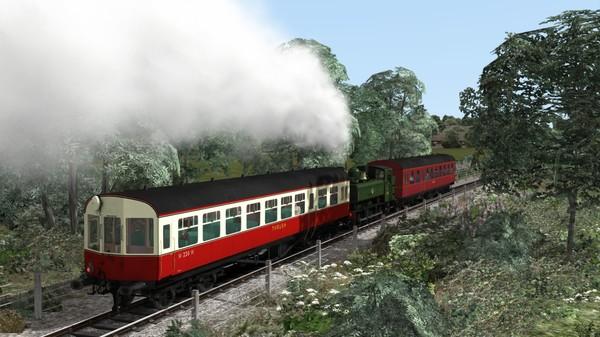 скриншот Train Simulator: GWR Pannier Tank Pack Add-On 3