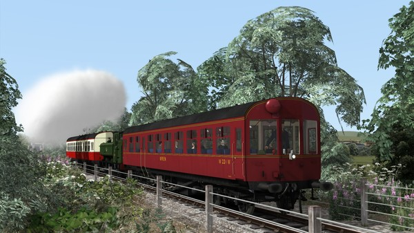 скриншот Train Simulator: GWR Pannier Tank Pack Add-On 4