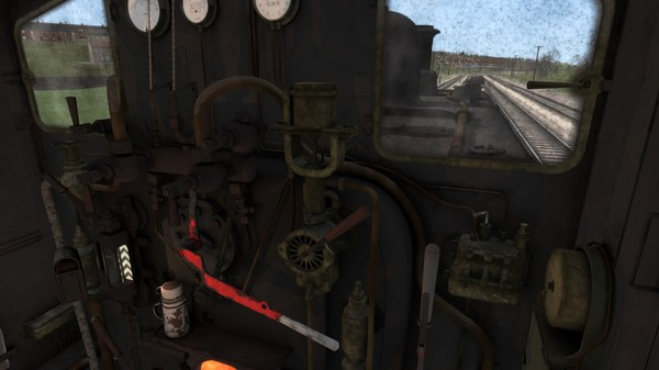 скриншот Train Simulator: GWR Pannier Tank Pack Add-On 1