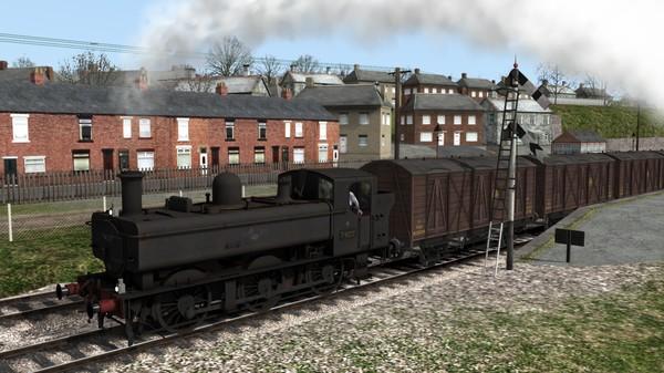 скриншот Train Simulator: GWR Pannier Tank Pack Add-On 2
