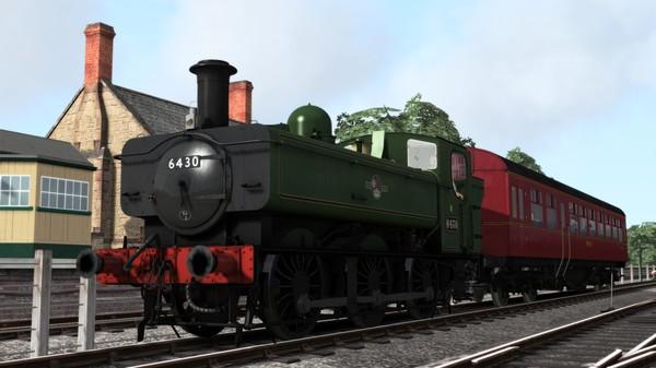 скриншот Train Simulator: GWR Pannier Tank Pack Add-On 0