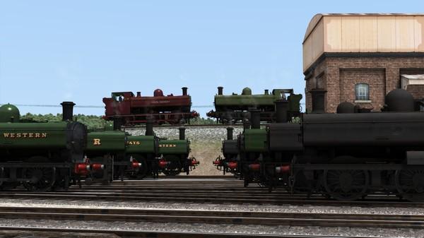 скриншот Train Simulator: GWR Pannier Tank Pack Add-On 5