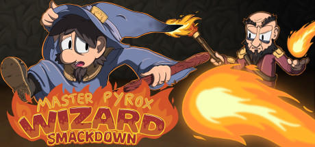 Master Pyrox Wizard Smackdown cover art