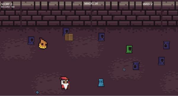 Weird Dungeon Explorer: Defender