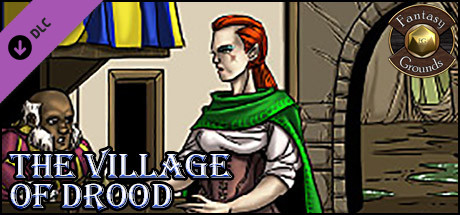 Fantasy Grounds - En5ider: The Village of Drood (5E)