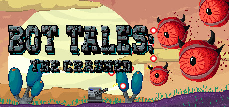 Teaser image for Bot Tales: The Crashed