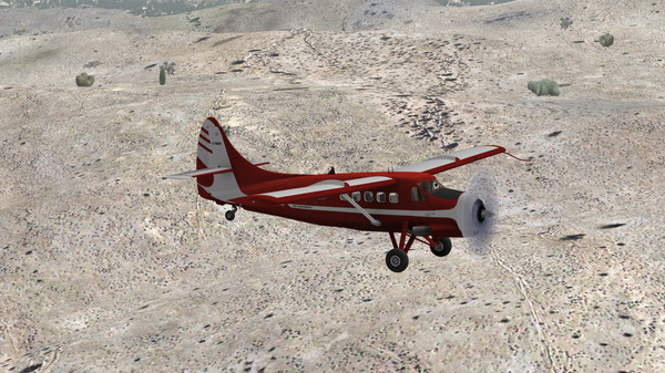 FlyInside Flight Simulator Screenshot