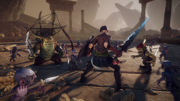 Hand of Fate 2 - Outlands and Outsiders download