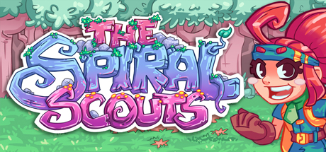 The Spiral Scouts banner
