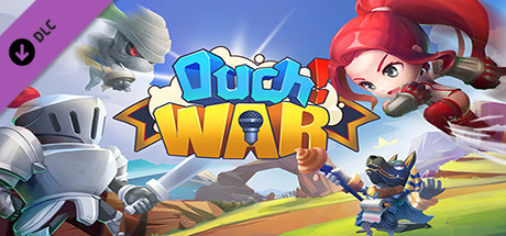 Ouch!War!-Blue blinky Character pack
