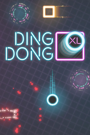Ding Dong XL poster image on Steam Backlog