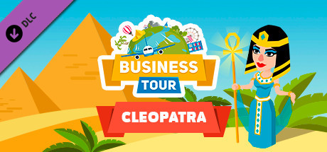 Business tour. Great Leaders: Cleopatra