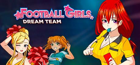 Football Girls Dream Team Capa