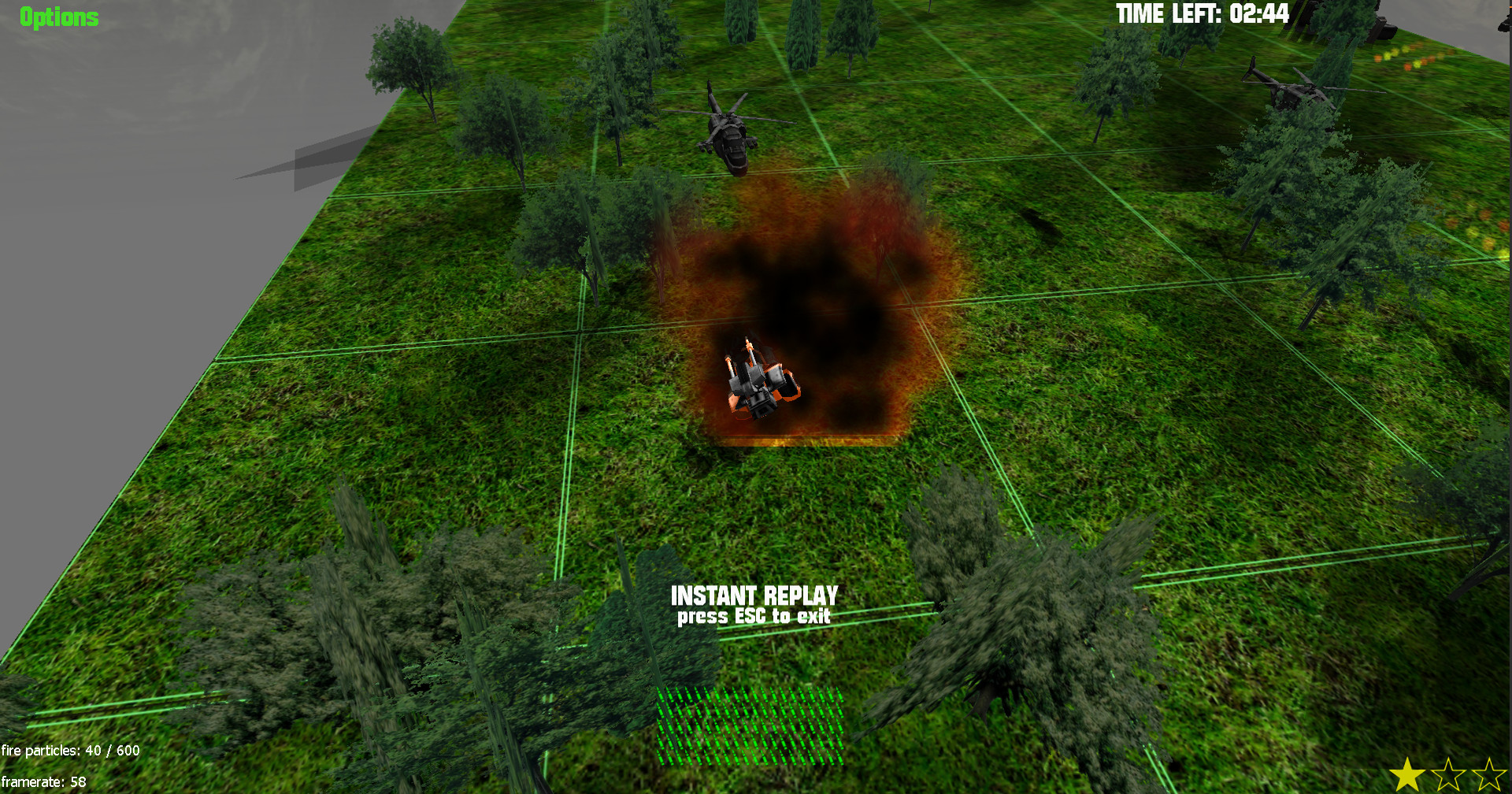 the general retreats on steam