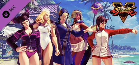 Street Fighter V - 2018 Summer Costume Bundle