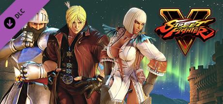 Street Fighter V -Devil May Cry & Ghosts 'n Goblins Bundle
