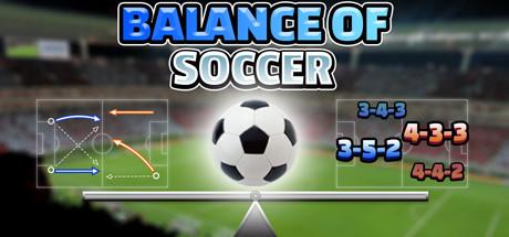 Balance of Soccer on Steam