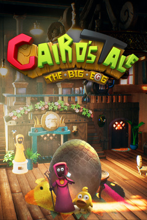 Cairo's Tale: The Big Egg poster image on Steam Backlog