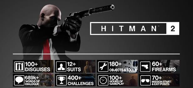 , HITMAN™ 2, P2Gamer