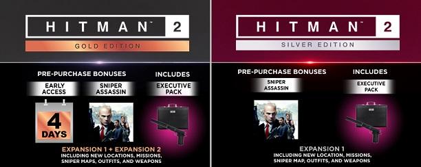 hitman 2 gold edition pc trailer