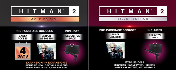 HITMAN 2 Gold Edition-FCKDRM – SKiDROW CODEX