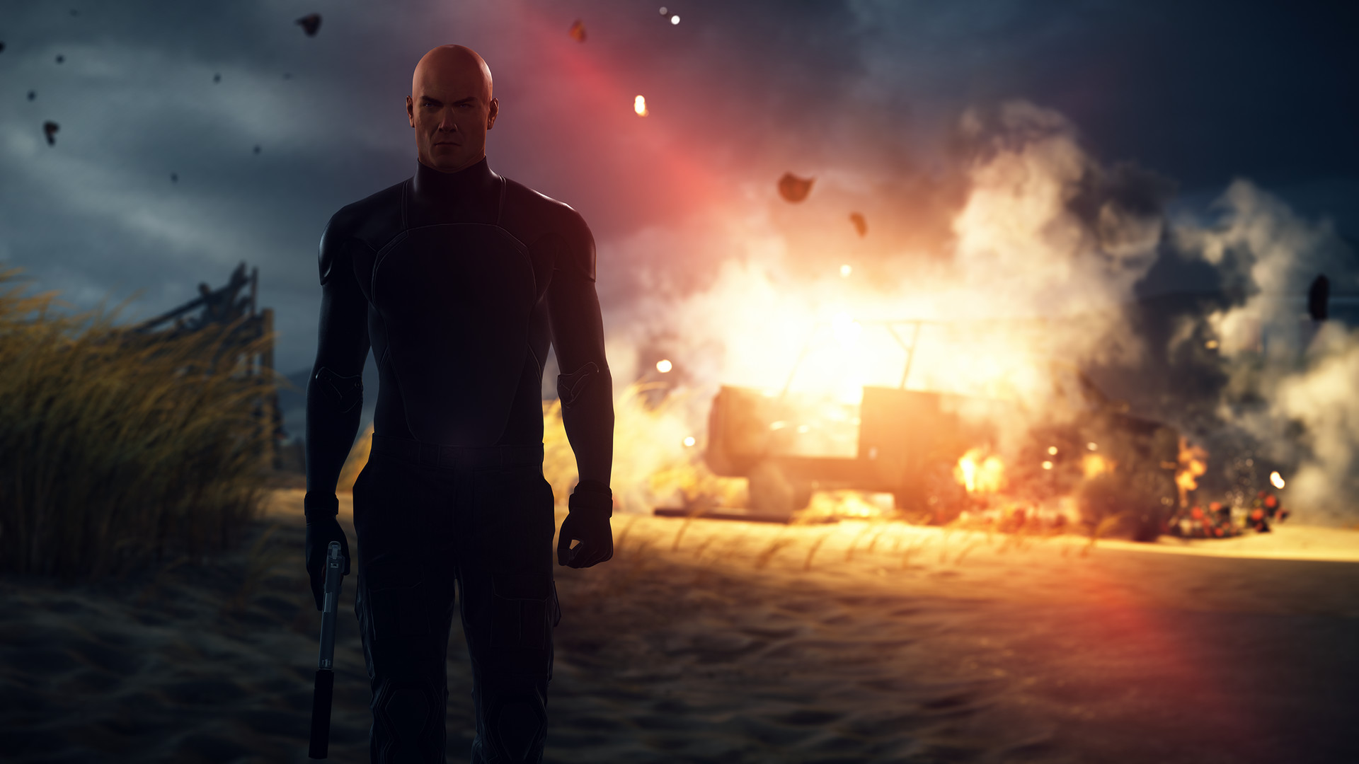 Find the best laptop for HITMAN 2