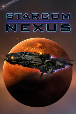 Starcom: Nexus poster image on Steam Backlog