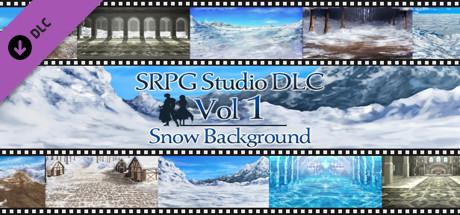 SRPG Studio Snow Background