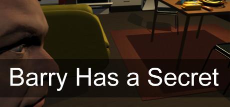 Barry Has a Secret