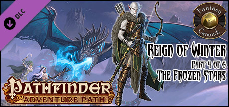 Fantasy Grounds - Pathfinder RPG - Reign of Winter AP 4: The Frozen Stars (PFRPG)