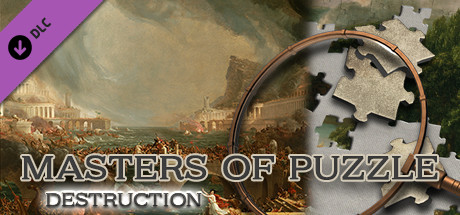 Masters of Puzzle - Destruction by Thomas Cole