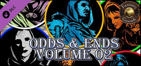 Fantasy Grounds - Odds & Ends, Volume 2 (Token Pack)