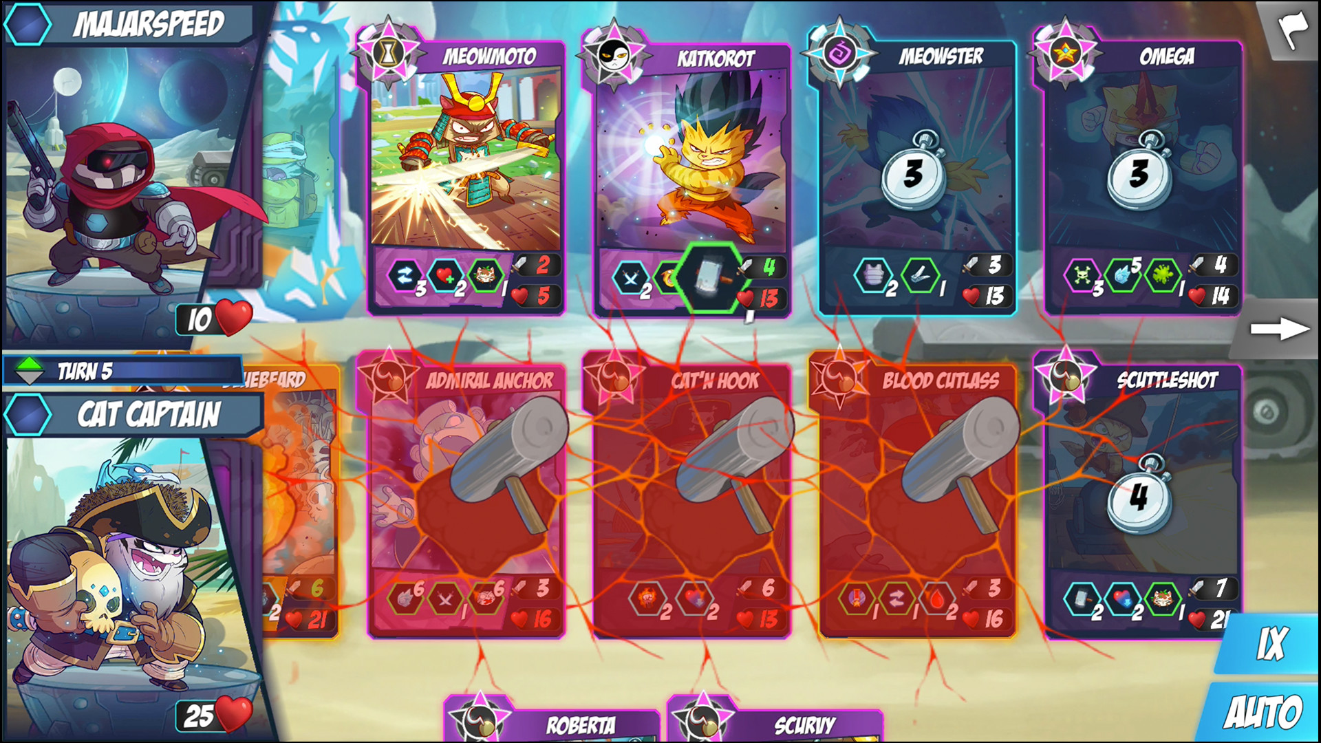 Tap Cats: Epic Card Battle on Steam