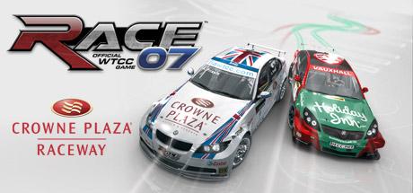 RACE 07: Andy Priaulx Crowne Plaza Raceway (Free DLC)