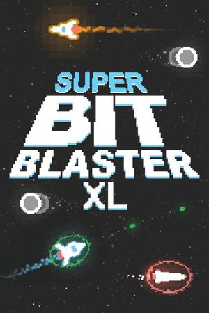 Super Bit Blaster XL poster image on Steam Backlog