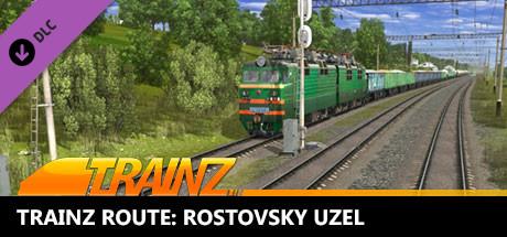 TANE DLC - Trainz Route: Rostovsky Uzel