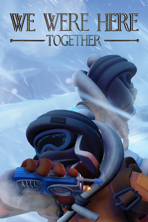 We Were Here Together poster image on Steam Backlog