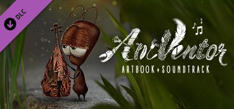 AntVentor ArtBook + Soundtrack